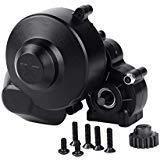 INJORA Complete Center Getriebe Getriebe Box mit Getriebe für Axial SCX10 SCX10 II 90046 90047 1/10...