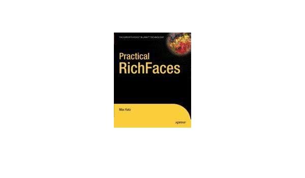 PRACTICAL RICHFACES EBOOK DOWNLOAD