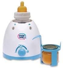 Mister Baby Scaldabiberon Casa-Auto