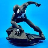 Marvel Disney Kostüm Und - Disney Infinity: Marvel Super Heroes (2.0 Edition) Spider-Man Black Costume Figure by Disney Interactive Studios