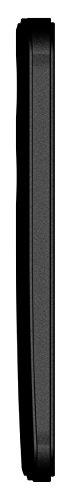 Diztronic NX6-VOY-BLK Vollmatte Ultra TPU Schutzhülle für Motorola Nexus 6 schwarz Full Matte Black Ultra