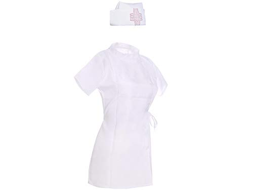 FERFERFERWON Liebe Kostüm Dessous Maid Cosplay Sexy Krankenschwester -
