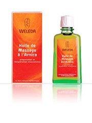 Weleda Massage Oil with Arnica