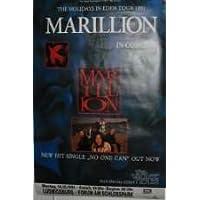 Marillion, 60 x 90 cm// Poster Poster
