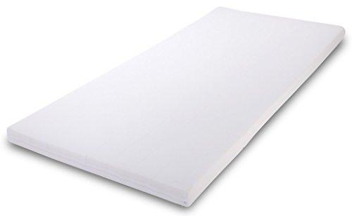 MSS® Soft Matratzenauflage, 5cm dick, 160 cm x 200 cm