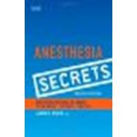 Anesthesia Secrets, 4e 4th Edition by Duke MD MBA, James (2010) Paperback