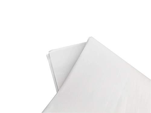 Einschlagpapier 40x55cm weiss Seidenpapier Abdeckpapier 10kg Papier Einlage