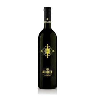 Vignoble | Bio edel Weißwein trocken | Sortenrein Muscat d'Alexandrie | Aus kontrolliert biologischem Landbau auf vulkanischem Boden | Premium Qualität | 750ml Glasflasche