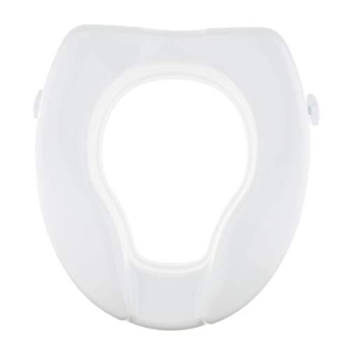 IPOTCH Toilettensitzerhöhung 10/5cm mit Deckel