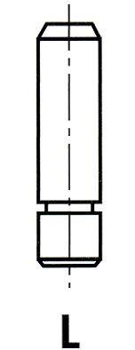 IPSA Ventilführung, VG065300