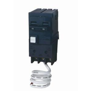 240 V Gfci Circuit Breaker (Murray Mp115gfp 15a 1p Gfci Leitungsschutzschalter)