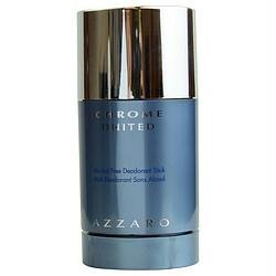 CHROME UNITED by Azzaro Deodorant Stick, 2.1 oz by Azzaro (Azzaro Deodorant Stick)