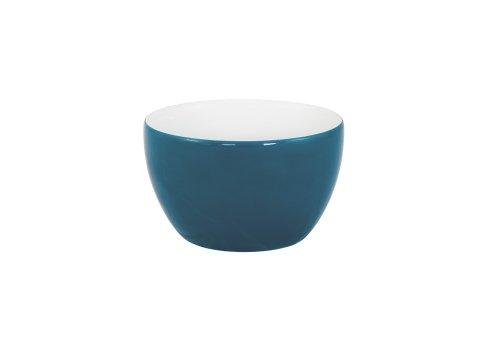 Kahla - Porcelaine pour les Sens 576008A70773C Pronto Colore Sucrier Bleu/Vert 9,5 cm