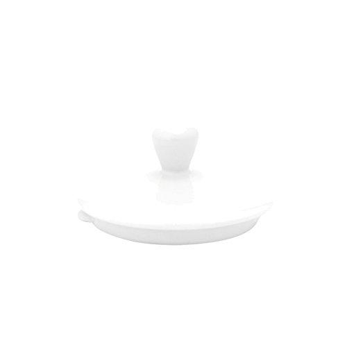 Kahla 571601A90057X–Deckel zur Teekanne PRONTO 090L weiß (H. Nr.)