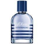 S. Oliver Outstanding homme/men, Eau de Toilette, Vaporisateur/Spray, 1er Pack (1 x 30 ml)