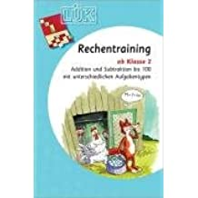 LÜK, Übungsheft, Rechentraining 2. Klasse, Addition & Subtraktion