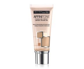 Maybelline Affinitone Perfecting & Protecting Foundation 18 Natural Rose by Maybelline