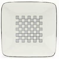 Noritake Aegean Mist Square Accent Plate