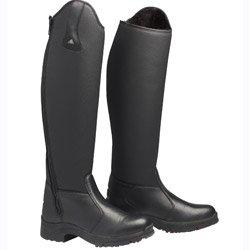 MOUNTAIN HORSE unisex Winter Reitstiefel ACTIVE WINTER HIGH RIDER schwarz short/regular