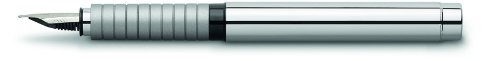 faber-castell-148500-basic-stylo-plume-plume-m-metal-poli