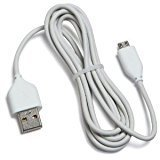 Lima Istyle 2 Compatible Wired micro usb cable,usb charging cable,data cable,micro usb data cable White,data cable by printclub  available at amazon for Rs.169
