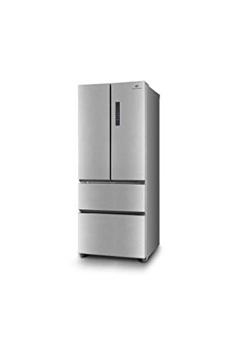 Continental edison raf396ix réfrigérateur Multi-Portes 396 l - no Frost- INOX
