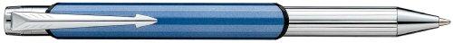 parker-facet-blue-chrome-trim-med-ballpoint-pen