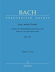 Jesu, meine Freude, Motette e-Moll BWV 2...