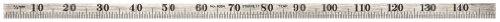 Starrett 635N-150Muelle Acero Templado estrecho regla con escala milimétrica, 150mm de longitud, 4,8mm de ancho, 1,2mm de grosor