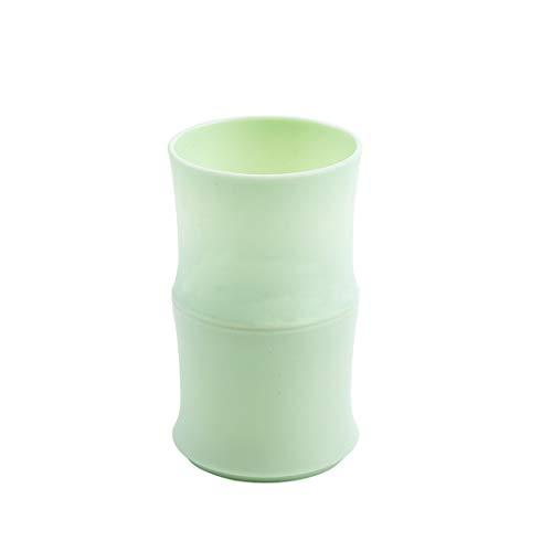 CAI&HONG-Daily GHH Plastic wash Cup Cartoon kreative putzen Tasse zahnzylinder, b
