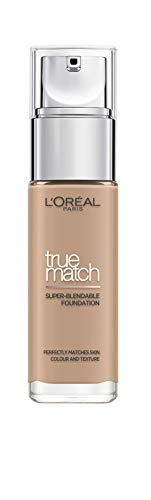 L'Oreal True Match Liquid Foundation 3.R/3.C Rose Beige 30ml