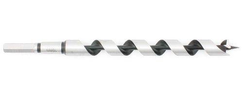 1 Holzbohrer, Schlangenbohrer Form LEWIS 16x230 mm