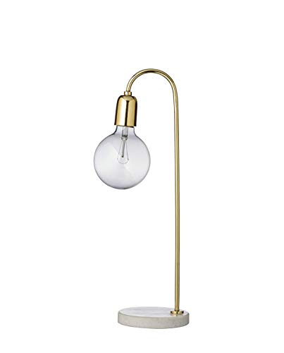 Bloomingville Lampe de Table Marbre