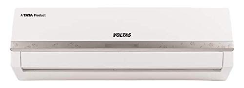 Voltas Copper 2 Ton 3 Star Split AC 243 CZY 2018 (White)