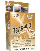 Tear Tape Typ A Aid Patch Kit