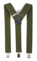 Hosenträger Y Form: oliv