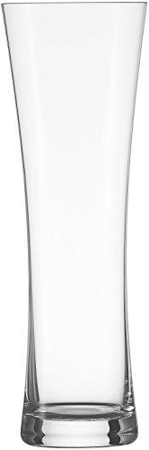 Schott Zwiesel 115269 Bierglas, Glas, transparent, 6 Einheiten (Bier Rund Um Die Welt)
