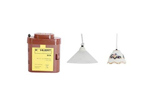 Kahlert Licht 019897 - LED - Hängelampen-Set -