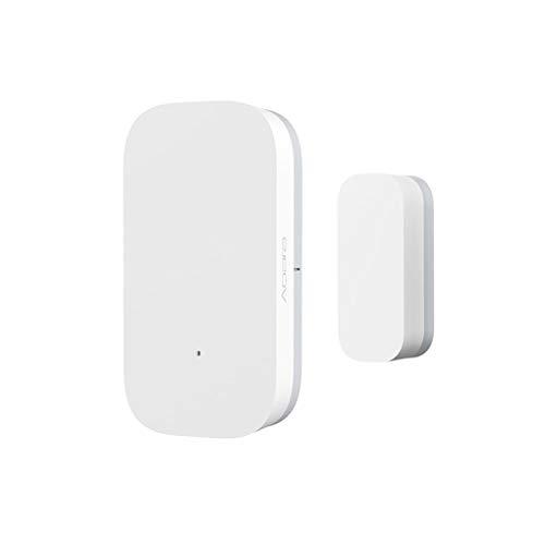 Aiming Conexión de la Puerta de la Ventana Sensor ZigBee Smart Wireless Mini Puerta del Sensor Trabajo con Android iOS Control App