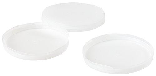 neoLab 2-1550 Deckel für Dosen 2-1551/2-1552, nicht steril (100-er Pack)