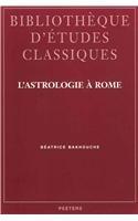 L'Astrologie A Rome par B Bakhouche