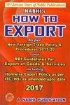 How to Export 2017