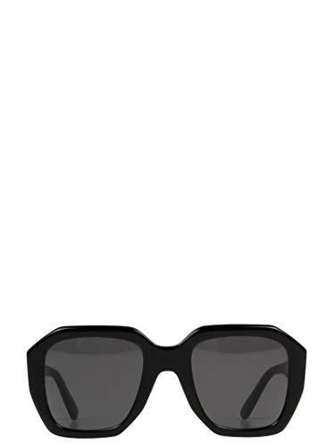 Céline Damen 40045Cplb38no Schwarz Acetat Sonnenbrille