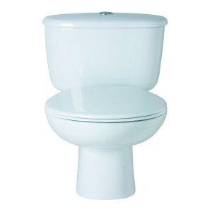 Ideal Standard E988001 WC-Sitz und -Deckel, normal schließend, Originalteil