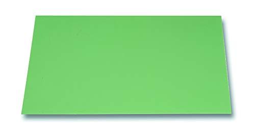 Arbeitsplatte - Eine unerlässliche Unterlage bei der Uhrenreparatur - Hartkunststoff - Farbe: Grün - 320 x 240 mm - C4210021