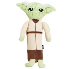 Star Wars Yoda Flasche Cruncher Hund kauen (Wars Pet Star)