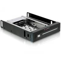 DeLock 47194Speichergehäuse-Netzwerk Festplatte (SATA, 6,35cm (2.5