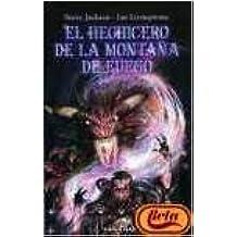 Hechicero de la montaña de fuego, el (Timun mas Libro aventura)