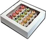AVM Mini-Cupcake-Box, für 24 Mini-Cupcakes