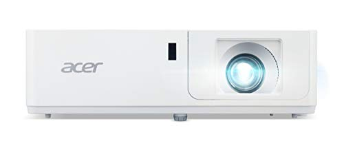 Acer PL6510 DLP Business-Projektor (Full HD, 1.920 x 1.080 Pixel, 5.500 ANSI Lumen, 2.000.000:1 Kontrast, 24/7 Einsatz) - 1080p Laser-projektor
